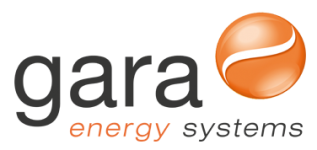 gara energy systems // Logo